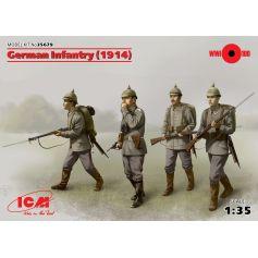 Infanterie Allemande 1914 1/35