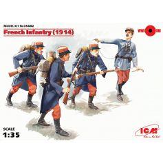 Infanterie Francaise 1914 1/35