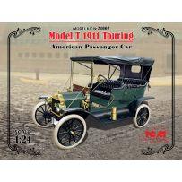 ICM 24002 MODEL T 1911 TOURING, AMERICAN PASSENGER CAR 1:24