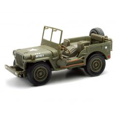 New Ray 61057 Jeep Willys Die-Cast 1/32