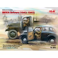 ICM 35643 RKKA DRIVERS 1/35
