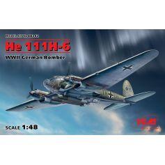 ICM 48262 HEINKEL HE 111 H-6 1/48