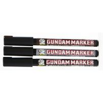 GUNZE GM-303P GUNDAM MARKER TYPE BROWN