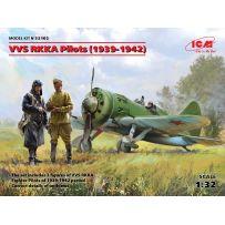 ICM 32102 VVS RKKA PILOTS 1/35