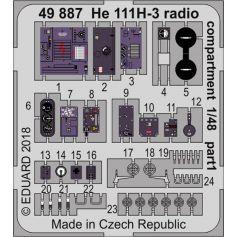 He 111h-3 Radio Compartment 1/48