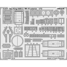 Sea King Har.3 / Mk.43 Exterior 1/72