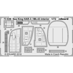 Sea King Har.3 / Mk.43 Interior 1/72