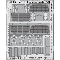 He 111h-6 Exterior 1/48