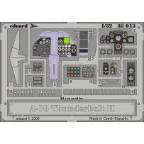 A-10 DASHBOARD 1/32