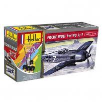 HELLER 56235 FOCKE WULF FW 190 A8/F3 1/72
