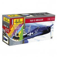 HELLER 56272 F6F-5 HELLCAT 1/72
