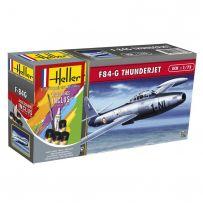 HELLER 56278 F-84G THUNDERJET 1/72