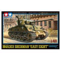U.S. MEDIUM TANK M4A3E8 SHERMAN EASY EIGHT 1/48