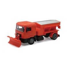 New Ray 15493 - Camion Man Chasse Neige + Sel 1/43