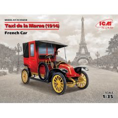 Taxi de la Marne 1914 French Car 1/35