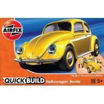 VW BEETLE JAUNE