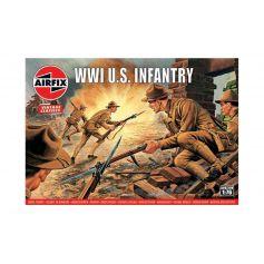 WWI U.S. Infantry 1/76