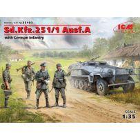SD.KFZ.251/1 AUSF.4 1/35