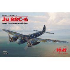 Ju 88С-6 WWII German Heavy Fighter 1/48