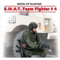 S.W.A.T. TEAM FIGHTER N4 1/24