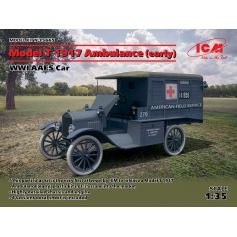 Model T 1917 Ambulance Aafs (EARLY) 1/35