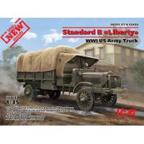 STANDARD B (LIBERTY) WWI US ARMY TRUCK 1/35
