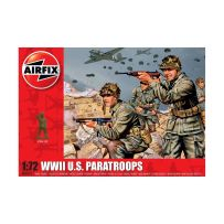 WWII U.S. PARATROOPS 1/72