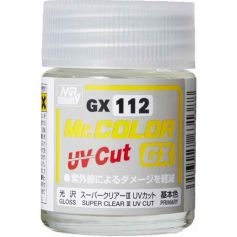 Mr. Color GX Super Clear III UV Cut Gloss (18ml)