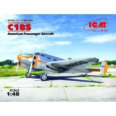 C18s American Passenger Aircraft 1/48