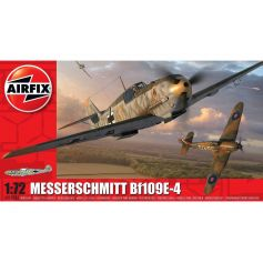 Messerschmitt Bf109E-4 1/72