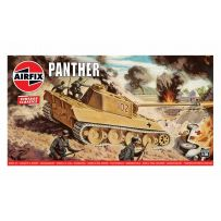 VINTAGE CLASSIC PANTHER TANK 1/76