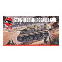 VINTAGE CLASSIC STUG III 75MM ASSAULT GUN 1/76