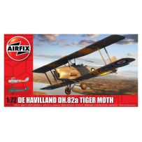 DE HAVILLAND DH.82A TIGER MOTH 1/72