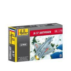 HELLER 80309 1/72 - JA 37 JAKTVIGGEN