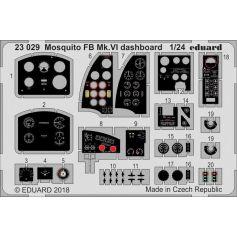 Mosquito Fb Mk.Vi Dashboard 1/24
