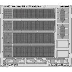 Mosquito Fb Mk.Vi Radiators 1/24