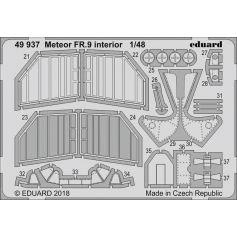Meteor Fr.9 Interior 1/48