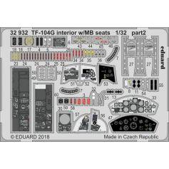 Tf-104g Interior W/Mb Seats 1/32