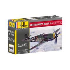 HELLER 80229 1/72 - MESSERSCHMITT Me 109 K-4