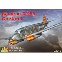 RS MODELS 92210 CAUDRON C-445 1/72