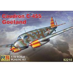 Caudron C-445 Goleand 1/72