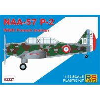 NAA-57 P-2 FRENCH TRAINER 1/72