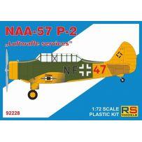 NAA-57 P-2 LUFTWAFFE SERVICES 1/72