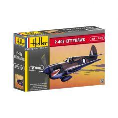 HELLER 80266 1/72 - P-40E KITTYHAWK
