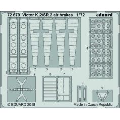 Victor K.2/Sr.2 Airbrakes 1/72