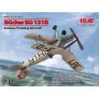 BUCKER BU 131B GERMAN TRAINING AIRCRAFT 1/32