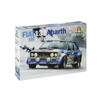 FIAT 131 ABARTH RALLY 1/24