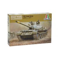 CHAR T-55 ARMEE IRAQUIENNE GUERRE DU GOLF 1/35
