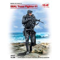 S.E.A.L. Team Fighter N1 1/24