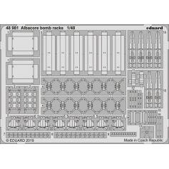 Albacore Bomb Racks 1/48